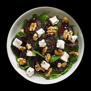 Roast Beetroot Salad Salads
