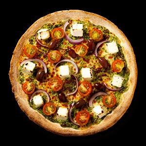 Florentine Ricotta Vegetarian Pizzas