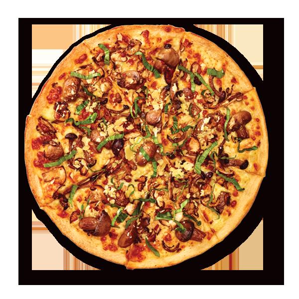 Porcini La Dolce Pizzas