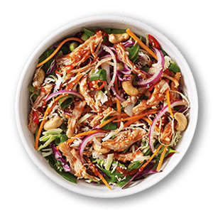 Japanese Pulled Chicken Salad Salads