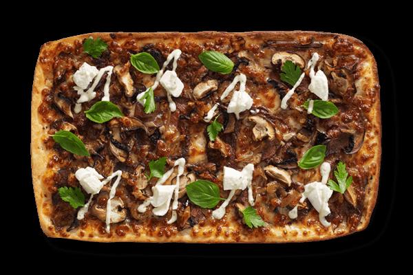 Truffle Beef Rossini Upper Crust Pizzas