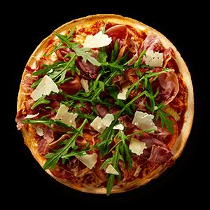 Prosciutto Meat Pizzas