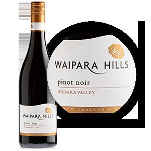 Waipara Hills Pinot Noir Alcohol