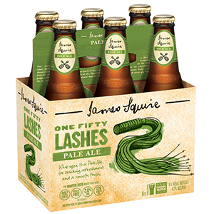James Squires One Fifty Lashes Pale Ale 6 pack Alcohol