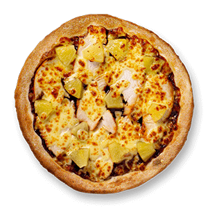 Kids Chicken & Pineapple (Plus Juice) Crust Kids Menu